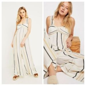 Free people gauze romper